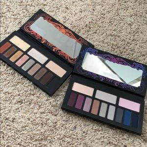 KAT VON D Monarch and Chrysalis palettes.